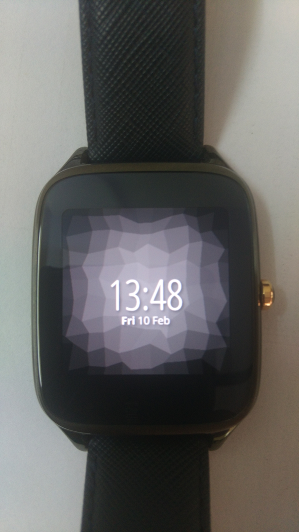 Default Watchface